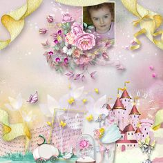 Tale of tales | Kit by Regina Falango. pickleberrypop.com/shop/product.php?productid=65539&p...