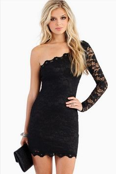 Delicate Lace Dress Trends for Women 2014 - Pretty Designs