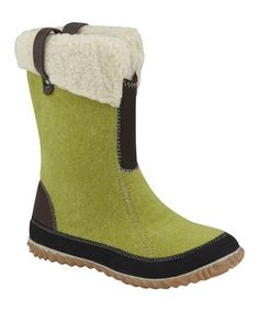 Take a look at this Peppercorn Cozy Bou Boot - Women by SOREL on #zulily today!