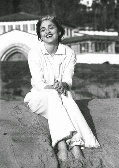 """Madonna photographed by Koto Bolofo, 1989 """