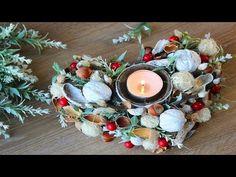 Композиция в форме сердца из природных материалов / Подарок на 14 февраля / День святого Валентина | - YouTube