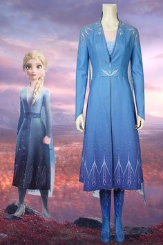 Disney Frozen 2 Elsa Cosplay Costume - Disney Frozen 2 Elsa Cosplay Costume Informationen zu Disney Frozen 2 Elsa Cosplay Costume Pin Sie k - Frozen Cosplay, Elsa Cosplay, Disney Cosplay Costumes, Frozen Costume, Disney Fancy Dress, Disney Dresses, Frozen 2 Elsa Dress, Robes Disney, Disney Princess Outfits