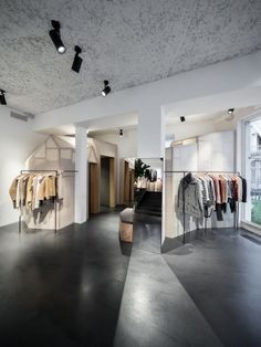 Isabel Marant Stores By Ciguë.