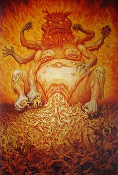 Johfra Bosschart - Maldoror Series: Kali