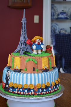 Madeline Cake