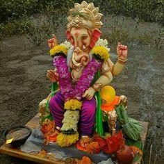 Jai Ganesh, Ganesha, Ganpati Bappa, Indian Gods, Lord, Ganesh