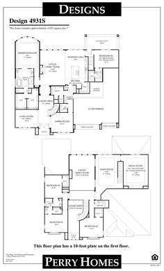 1000 Images About Floor Plans On Pinterest David Weekly