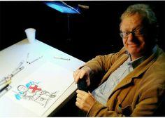 Caricaturist Live on Television! Simon Ellinas draws caricatures on Television Cartoon Live, Andy Bell, Scottish Independence, David Cameron, New Program, 5 News, Live Tv, Caricature