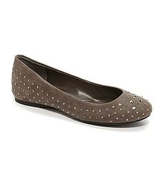 Jessica Simpson Mikia Bejeweled Ballet Flats #Dillards