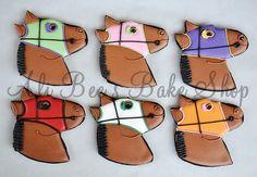 horsey cookies