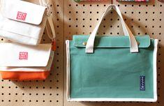 トート Creative Fields | ミラブラ帆布 | 帆布バック製作販売///札幌市西区山の手