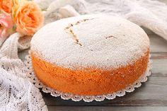 COME CONSERVARE UN DOLCE FATTO IN CASA   Fatto in casa da Benedetta Torte Cake, Easy Cake Recipes, Sponge Cake, Homemade Cakes, Biscotti, Coffee Cake, Vanilla Cake, Italian Recipes, Nutella