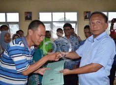 Aparatur Kecamatan se-Bogor Beri Bantuan Untuk Carissa
