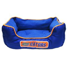 Collegiate Pet Bed - Pet Bed - Cat Bed - Dog Bed - Team Fan Pet Bed - Comfortable Pet Bed ** You can get more details by clicking on the image. (This is an affiliate link and I receive a commission for the sales)