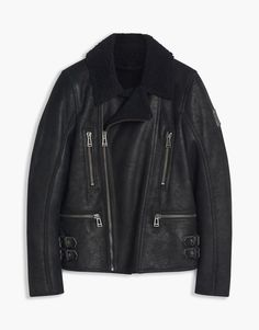 Fraser 2.0 Aviator Jacket. Shop the Fraser 2.0 jacket from Belstaff. Made from shearling, this men's aviator jacket features a zipped closure and bomber style.