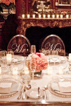 Mother of the Bride - Dicas de Casamento para Noivas - Por Cristina Nudelman: 1-18 Project Decorações de Casamento