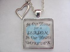 Foster Care Pendant