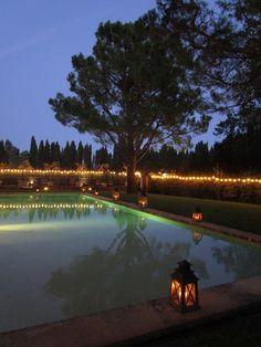 2014 - Mas des Comtes de Provence - Jacqueline et Pierre - La piscine