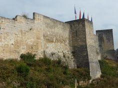 #Château de #Caen, ensemble fortifié, fondé vers 1060 par Guillaume le Conquérant #Calvados #Normandie