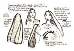 40 Original Concept Art by Disney Artist Glen Keane - Animation