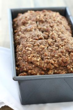 The whole family will love this healthy whole wheat apple bread for Rosh Hashanah. One slice is great for a ...