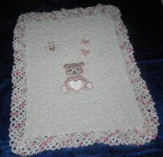 copertina culla cesta neonato