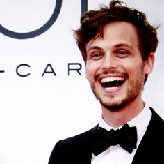 the real reason i watch so much Criminal Minds. (Dr. Reid!)