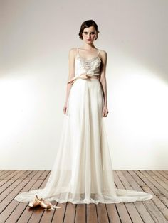 Anaessia wedding gown