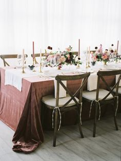 La Tavola Fine Linen Rental: Velvet Blush with Tuscany Eggshell Table Runner and Napkins Mauve Wedding, Rose Wedding, Wedding Colors, Wedding Tips, Wedding Bells, Wedding Stuff, Reception Decorations, Table Decorations, Centerpieces