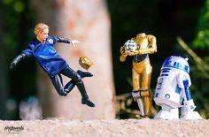 Action Figure : des figurines connues qui prennent vie