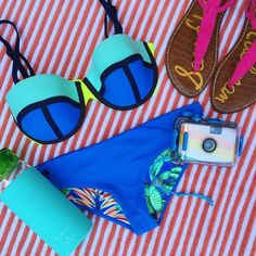 Beat the heat. # #Sundayfunday #swim