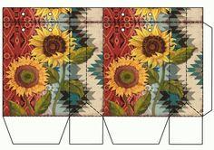 Sunflower box JB