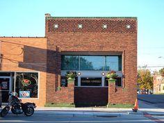 Louis Sullivan: Henry C. Adams Building, Algona, Iowa
