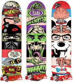 #decks