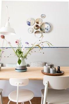 Kleur gebruik in je huis | LOFT76