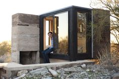 The Potential of Van Bo    s     One Square Meter House    Miroshelters the Miner    s Shelter