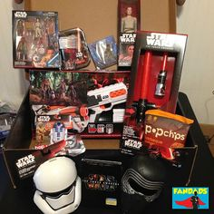 Fandads: The Force called STAR WARS Awakens in our home!