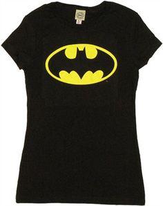 Batman Logo Baby Tee