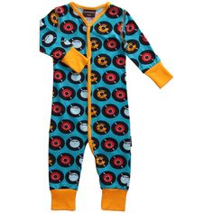 LP Organic Snapsuit - ittikid • Scandinavian Children's Clothes - Scandinavian Baby and Kids Clothes | Organic Eco Friendly Kids Clothes from Smafolk, Maxomorra, Duns Sweden, Sture & Lisa