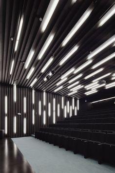 EXTENSION OF THE LISBON AQUARIUM_PEDRO CAMPOS COSTA | AIB Architecture_Obras