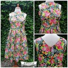 Plus Size Fashion Blog Hepburn Dress in Plus Size sewed by me