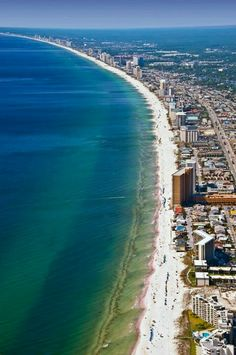 Panama City Beach, Panama City, Florida.  Go to www.YourTravelVideos.com or just click on photo for home videos and much more on sites like this.