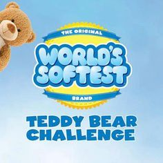 World's Softest Teddy Bear Challenge Sweepstakes