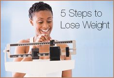 5 Steps to Lose Weight - American Heart Association