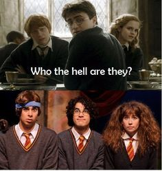 I love A Very Potter Musical aaaaalmost as much as the real thing.
