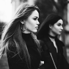 Kristina Bazan & Fiona Zanetti