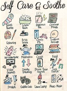 Natron als effektives Mittel gegen Blattläuse und Pflanzenpilze What are you doing today for Bullet Journal Ideas Pages, Bullet Journal Inspiration, Self Care Bullet Journal, Relation D Aide, Self Care Activities, Self Care Routine, Coping Skills, Motivation, Self Improvement