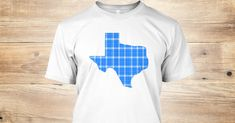Discover Texas: Blue Plaid Ii T-Shirt, a custom product made just for you by Teespring. With world-class production and customer support, your satisfaction is guaranteed.