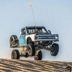 Custom Chevy Trucks, Chevy Pickup Trucks, Classic Chevy Trucks, Chevrolet Trucks, Gmc Trucks, Cool Trucks, Ford Ranger Prerunner, 4x4, Chevy Luv