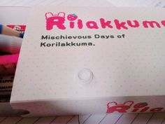 I LOVE RILAKUMA!!!! Even my pencil case is RILAKUMA haha :v